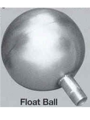 "Ramsey 6"" Stainless Steel Float Ball"